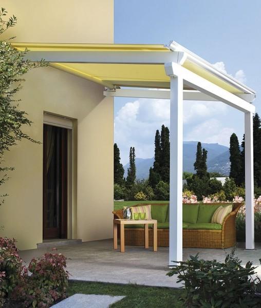 Pergole per giardino e terrazzo pergola gazebo metroarredo - Gazebo terrazzo vento ...
