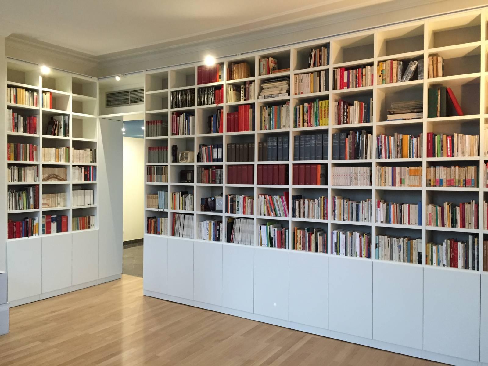 Prezzo Libreria Su Misura.Mobili Su Misura Milano E Provincia Metroarredo