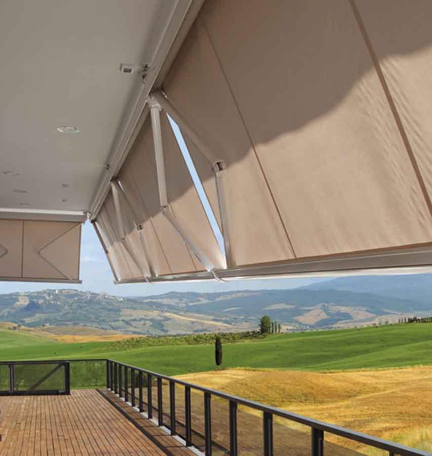 Tende da Sole per Esterni, Balconi e Terrazzi | Metroarredo